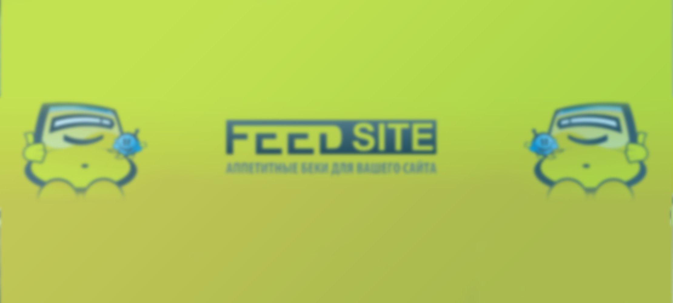 Как мы создавали FeedSite